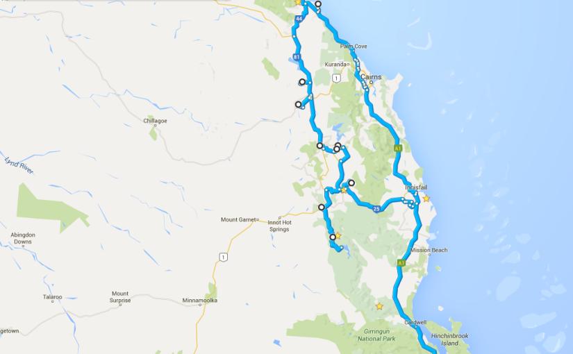 26.09. bis 27.09.2015 – Hinfahrt Part 1