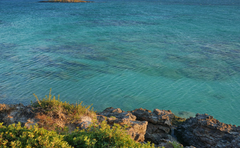 Tag 3: Παραλία Ελαφονήσι