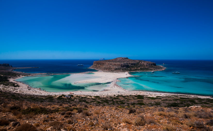 Tag 6: Balos – windy paradise