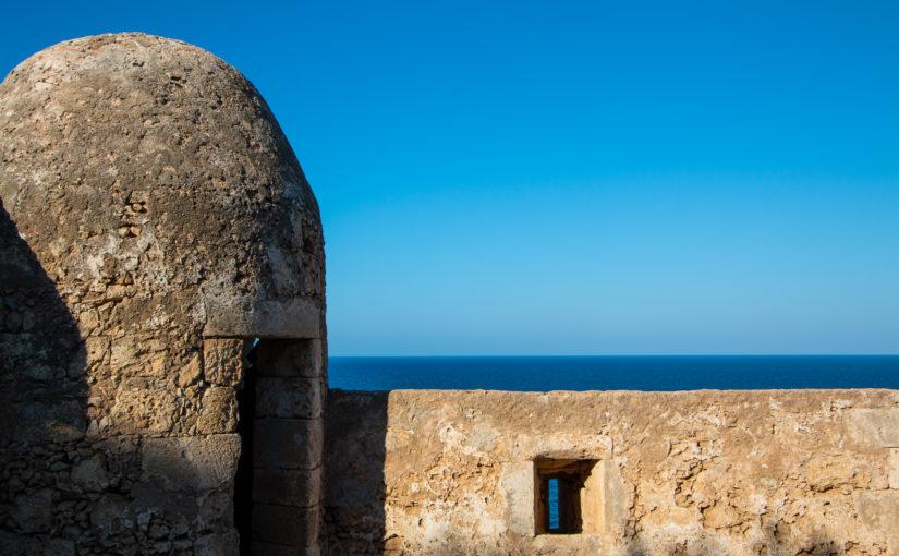 Tag 9: Rethymno – Venezianische Festung