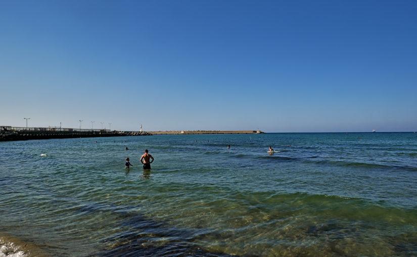 Tag 10: Rethymno Beach – längster Strand Kretas